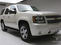 This 2013 Chevrolet Tahoe LTZ 1500 4x4 is offered by