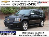 CARFAX 1-Owner, ONLY 59,905 Miles! LTZ trim. Heated
