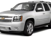 2013 Chevrolet Tahoe LTZ For Sale.Features:Air