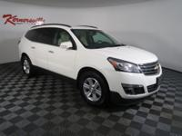Backup Camera! This 2013 CHEVROLET TRAVERSE LT AWD SUV