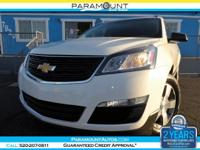 ONE OF THE BEST 3 ROW SUVS AT AN AFFORDABLE PRICE! 2013