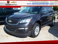 Options:  2013 Chevrolet Traverse Ls|Ls 4Dr Suv|Mileage