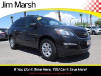 Outstanding design defines the 2013 Chevrolet Traverse!