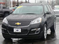 2013 Chevrolet Traverse LT Cloth 1LT Certified. GM