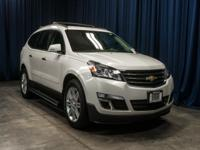One Owner Clean Carfax AWD SUV with 3rd Row Seats!