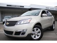 Options:  2013 Chevrolet Traverse 1Lt Aluminum/Alloy