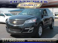 Options:  2013 Chevrolet Traverse Lt|Awd Lt 4Dr Suv