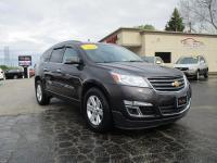 Options:  2013 Chevrolet Traverse Awd 4D Wagon