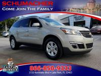 Options:  2013 Chevrolet Traverse Lt| |Driver Inboard