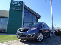 Nice condition 1-owner 2013 Chevrolet Traverse LT with