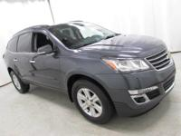 2013 Chevrolet Traverse LT 1LT Cyber Gray Metallic