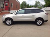 Options:  2013 Chevrolet Traverse Lt|Lt 4Dr Suv