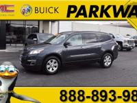 2013 Chevrolet Traverse 2LT Cyber Gray Metallic 3.6L V6