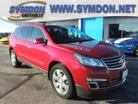 Options:  2013 Chevrolet Traverse Ltz|Awd Ltz 4Dr