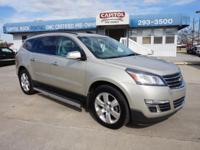Options:  2013 Chevrolet Traverse Ltz Fwd|This Vehicle