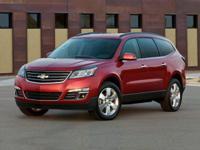2013 Chevrolet Traverse LTZ Tungsten Recent Arrival!