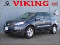 2013 CHEVROLET TRAVERSE WAGON 4 DOOR AWD LT w/1LT Our