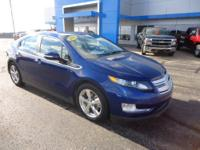 Check out the features of this 2013 Chevrolet Volt at