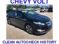 ***CHEVY VOLT***, exceptionally clean, with the chevy