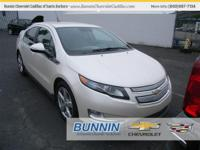 Options:  2013 Chevrolet Volt Std|White|Isn't It Time