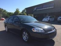 The 2013 Chevy Impala is an outstanding option for a