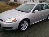 Terrific driving and looking 2013 Chevy Impala LTZ with