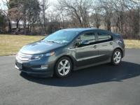 2013 Chevy Volt Gray with Grey interior 105500 miles.