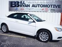 2013 Chrysler 200 2dr Car Touring Our Location is: Bill