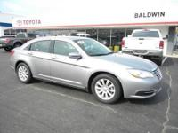 Look at this 2013 Chrysler 200 Touring. This 200