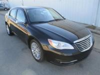 Check out this 2013 Chrysler 200 Limited. It has an
