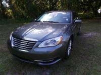 Snatch a bargain on this 2013 Chrysler 200 LX before