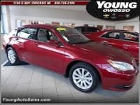 2013 Chrysler 200 4dr Car Touring Our Location is: