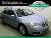 2013 Chrysler 200 4dr Sdn LX 4dr Sdn LX Our Location