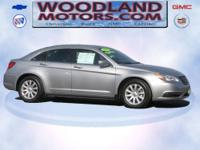 2013 Chrysler 200 4dr Sdn Touring Our Location is:
