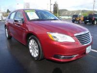 2013 Chrysler 200 4dr Sedan Limited Limited Our