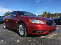 2013 Chrysler 200 Limited FWD 6-Speed Automatic 3.6L V6