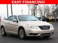 200 Chrysler 2013 6-Speed Automatic FWD 3.6L V6 24V VVT