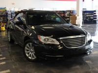 2013 Chrysler 200 Convertible Touring Our Location is: