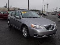 Check out this gently-used 2013 Chrysler 200 we