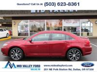 2013 CHRYSLER 200 LIMITED WITH ONLY 47,178 MILES!!