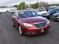 This 2013 Chrysler 200 Limited is offered to you for