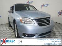 New Price! 2013 Chrysler 200 Limited CARFAX CERTIFIED!,