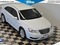 Exterior Color: bright white, Body: Sedan, Fuel: