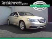 2013 Chrysler 200 LX Sedan 4D Our Location is: