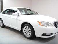 This 2013 CHRYSLER 200 LX just came in, it is equipped