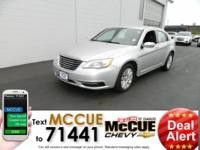 2013 CHRYSLER 200 Sedan LX Our Location is: Bocker