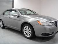 This 2013 CHRYSLER 200 TOURING just came in, it is