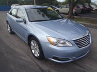 Test drive this gem today! The 2013 Chrysler 200