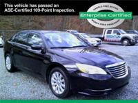 CHRYSLER 200 This vehicle is budget friendly luxury!