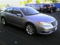 CHRYSLER 200 This car is budget friendly luxury! Come